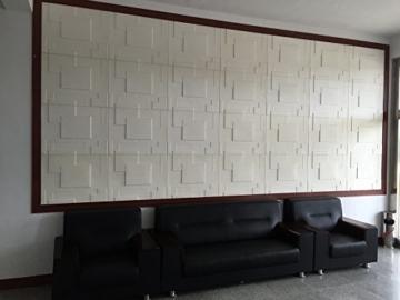 10 m², Paneele 3D Platten Wandpaneele 3D Wandplatten Wand Decke, 62x80cm ARNOLD - 7