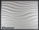 15 m², Paneele 3D Platten Wandpaneele 3D Wandplatten Wand Decke, 62x80cm ELEANOR - 1
