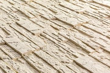 5 m² EPS Dekorsteine Wanddekoration Styropor Platten Verkleidung, STONE BEIGE - 2