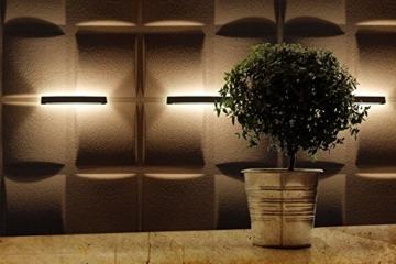 5 m² Platten 3D Polystyrol Wand Decke Paneele Wandplatten 50x50cm, PILLOW - 7