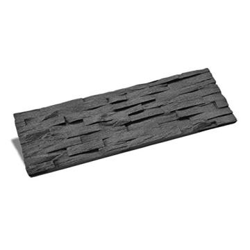 EPS-Schaumstoff Verblendstein UltraLight - Benevento/Wanddekoration / Fliesen/Verblendstein / Wandplatten (Anthracite) - 6