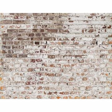 Fototapeten Steinwand 352 x 250 cm Vlies Wand Tapete Wohnzimmer Schlafzimmer Büro Flur Dekoration Wandbilder XXL Moderne Wanddeko - 100% MADE IN GERMANY Runa Tapeten 9083011c - 1