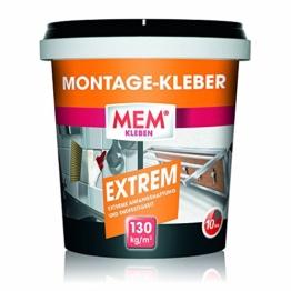 MEM 500548 Montage-Kleber EXTREM 1 kg - 1