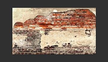 murando - Vlies Fototapete 500x280 cm - Größe Format XXL- Vlies Tapete - Moderne Wanddeko - Design Tapete - Ziegel Ziegelstein f-A-0503-x-b - 2