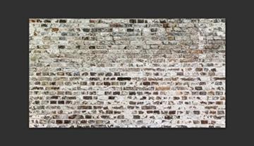murando - Vlies Fototapete 500x280 cm - Vlies Tapete - Moderne Wanddeko - Design Tapete - Textur Ziegel Mauer Beton f-A-0457-a-a - 4