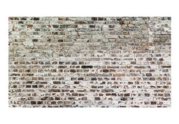 murando - Vlies Fototapete 500x280 cm - Vlies Tapete - Moderne Wanddeko - Design Tapete - Textur Ziegel Mauer Beton f-A-0457-a-a - 5