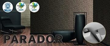 PARADOR MilanoClick - Beton Dekor-Paneele - für Wand und Decke mit Feuchtraumeignung und Nut-Feder-Verbindung - 1326698 - Paket a 2,988m² - 8