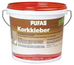 Pufas Korkkleber für Wand- und Deckenverklebungen 8 kg - 1