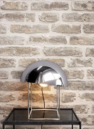 Steintapete Vliestapete Grau Creme, schöne edle Tapete im Steinoptik, moderne 3D Optik für Wohnzimmer, Schlafzimmer oder Küche inklusive Newroom Tapezier Profibroschüre, mit Tipps für perfekteWände - 2