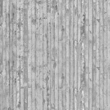 Vliestapete–Beton–Beton Wand Paneele–Fototapete quadratisch - 3