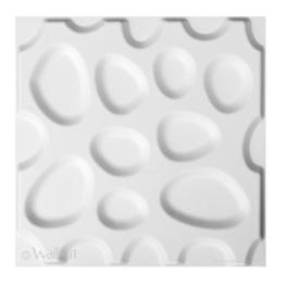 WallArt 3D-Wandpaneele Wandverkleidung Wandplatte Tapeten Pebbles 12Stk. GA-WA13 - 1