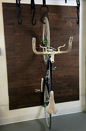 Wandpaneele selbstklebend aus Echtholz von Mywoodwall - Schöne Wandverkleidung - Java (braun), 100% FSC-zertifiziert und Umweltfreundlich, 1 Paket a 1,725m² - 4