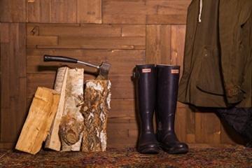 Wandpaneele selbstklebend aus Echtholz von Mywoodwall - Schöne Wandverkleidung - Java (braun), 100% FSC-zertifiziert und Umweltfreundlich, 1 Paket a 1,725m² - 7