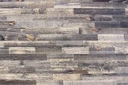wodewa Holz Wandverkleidung Vintage Optik I 1m² Nachhaltige Echtholz Wandpaneele Moderne Wanddekoration Holzverkleidung Holzwand Wohnzimmer Küche Schlafzimmer V006 - 1