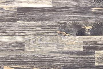 wodewa Holz Wandverkleidung Vintage Optik I 1m² Nachhaltige Echtholz Wandpaneele Moderne Wanddekoration Holzverkleidung Holzwand Wohnzimmer Küche Schlafzimmer V006 - 4