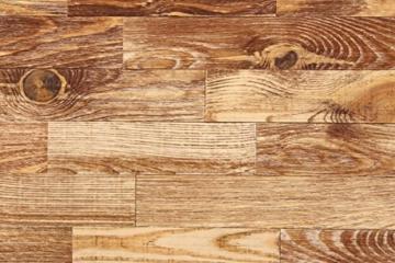 wodewa Holz Wandverkleidung Vintage Optik I 1m² Nachhaltige Echtholz Wandpaneele Moderne Wanddekoration Holzverkleidung Holzwand Wohnzimmer Küche Schlafzimmer V002 - 4